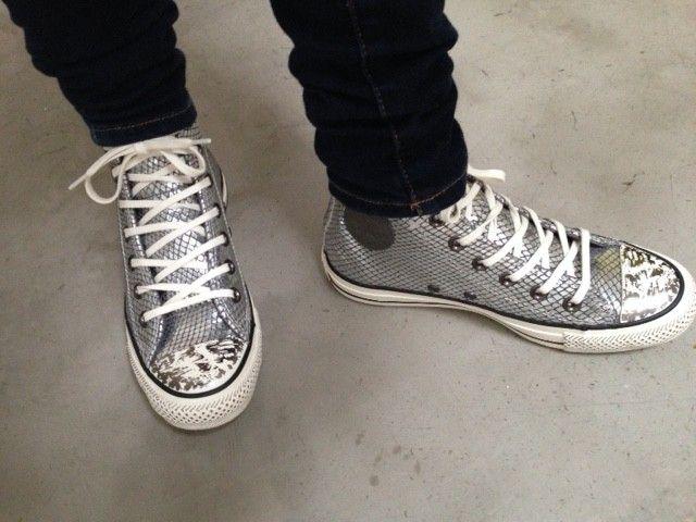New ChicGlam Converse