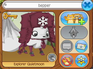Bepper | aj like | Animal jam, Animal jam drawings, Animal