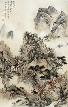 Vintage Chinese Artwork