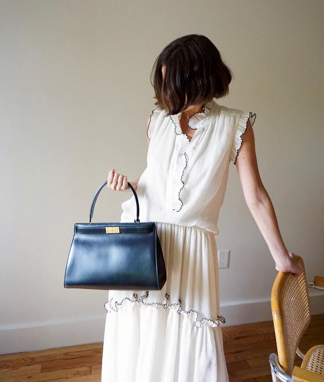 bccb8c8e925  lifeofboheme in our Meredith dress and Lee Radziwill satchel  torystories