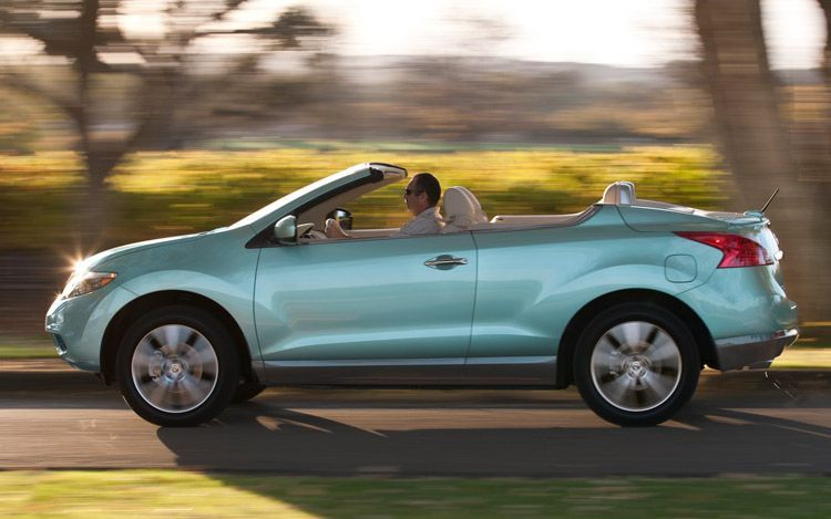 Convertible Suv Re New Nissan