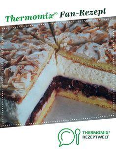 Photo of Kirsch-Vanille-Torte