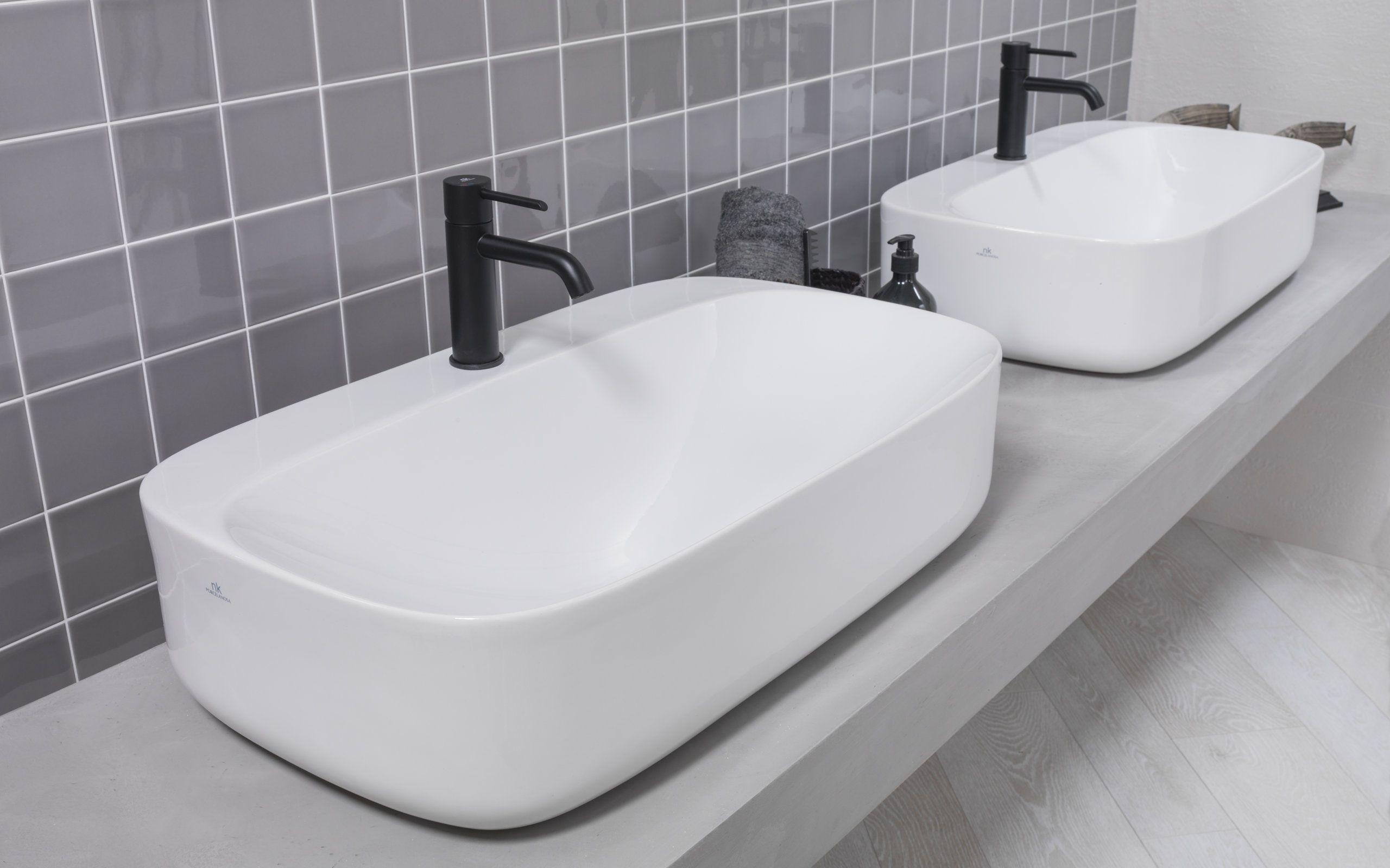 Lavabi Lavabo Moderno Per Bagno Porcelanosa Bagno In Pietra