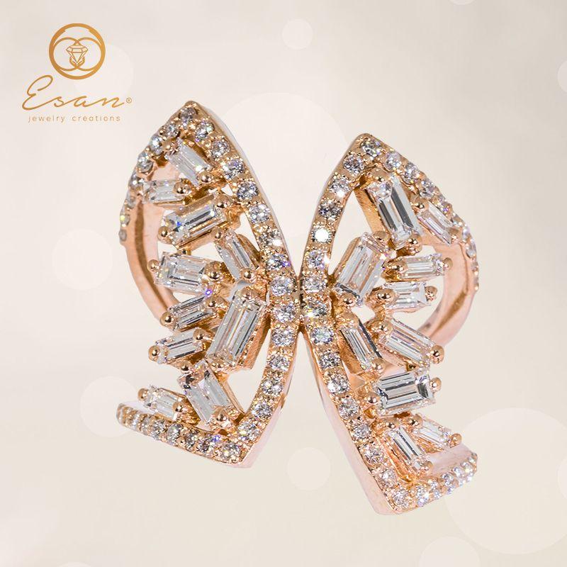 magazin online mai aproape de aspect nou Bijuterii la comanda - Inel cu diamante model personalizat ...