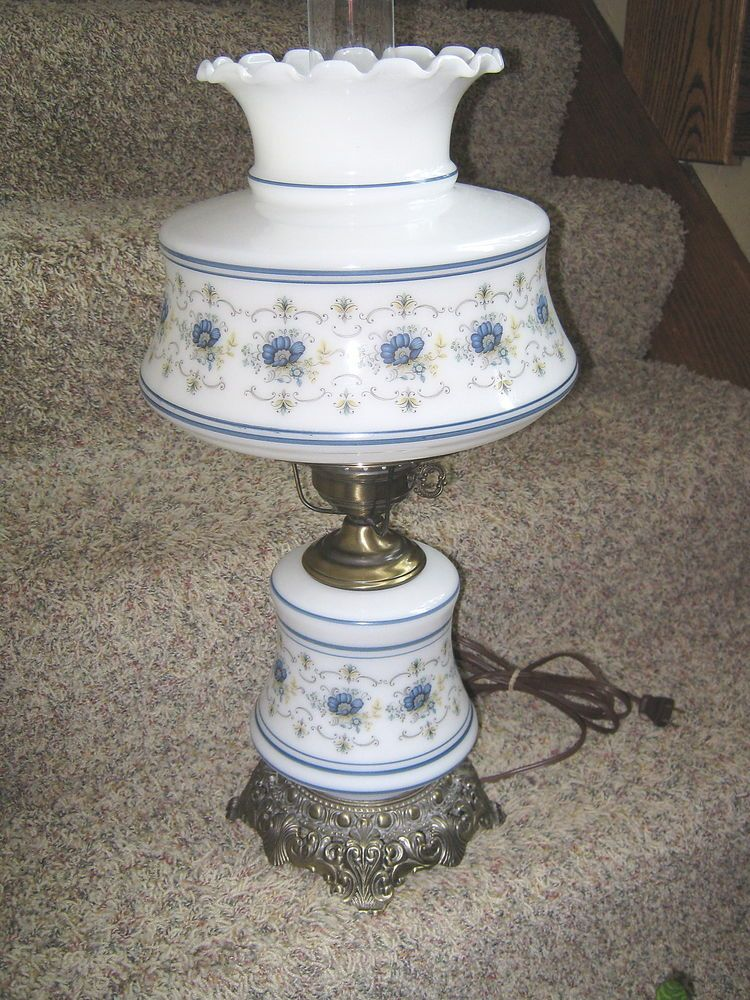 Collectible Table Lamps | EBay