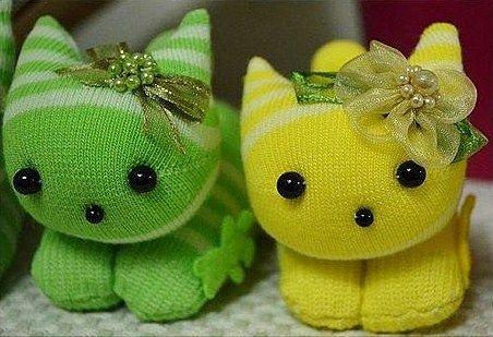 Faire un chat chaussette des mod les et des tutos couture tutos couture les tutos et chaussettes - Comment faire fuir les chats ...