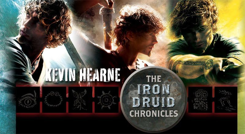 The Iron Druid Chronicles by Kevin Hearne is a hysterically funny fantasy series that is based in modern-day Arizona.  If you enjoy blended mythology, druidic history, and snarky humor.