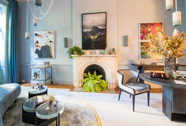 10 Unforgettable Rooms From Nyc S Fall Designer Show Houses Decor Arts Now Living Room Interior Show Home Interior Renovation
