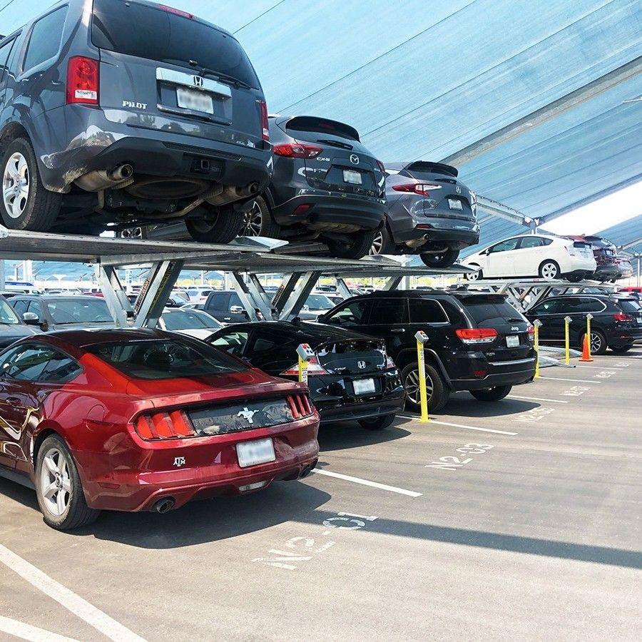 Autostacker Pl 6sr Parking Lift Car Lift Parking System Car Storage