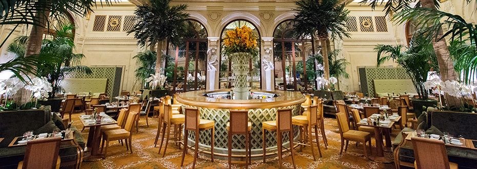 the palm court the plaza bridal shower venues bridal showers brunch nyc