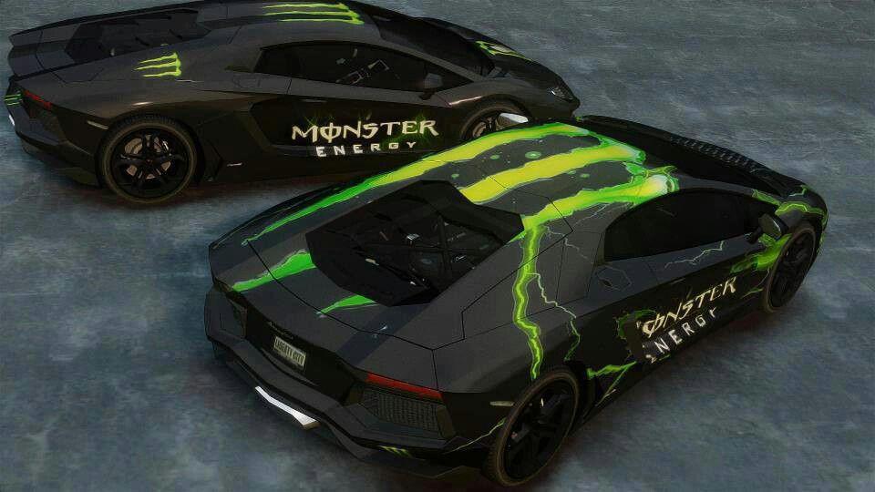 Superbe Itu0027s A Monster Lamborghini