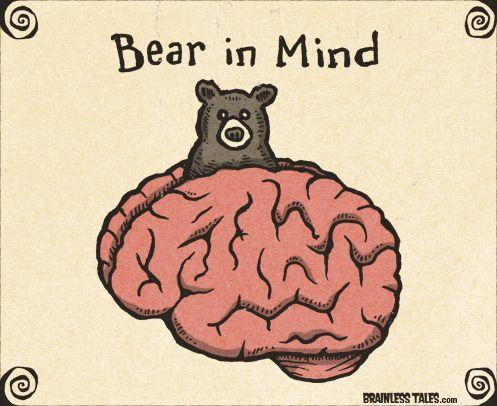 Bear In Mind Terrible Puns Corny Jokes Punny Puns