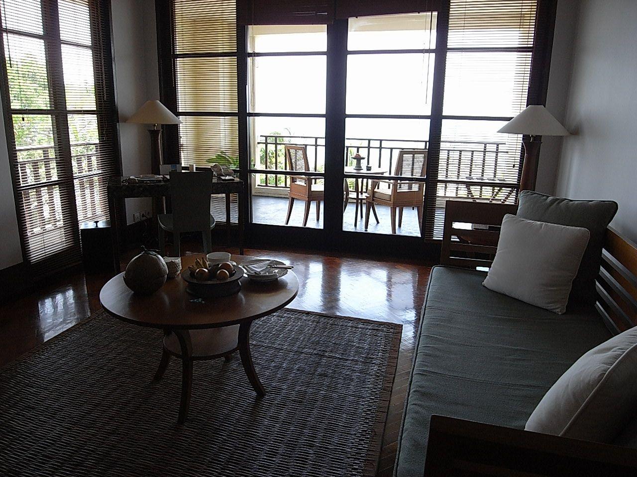 バリのホテルライフ : シニョーラKAYOのイタリアンな生活