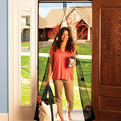 Awesome Instant Removable Screen Door   Removable, Walk Thru Patio Door Bug Screen  Allows Fresh Air In, But Not The Bugs.
