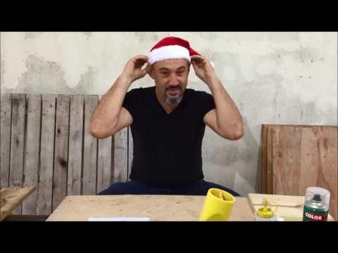 # 37 Papo de Marceneiro -  testes de novos produtos e FELIZ NATAL - YouTube