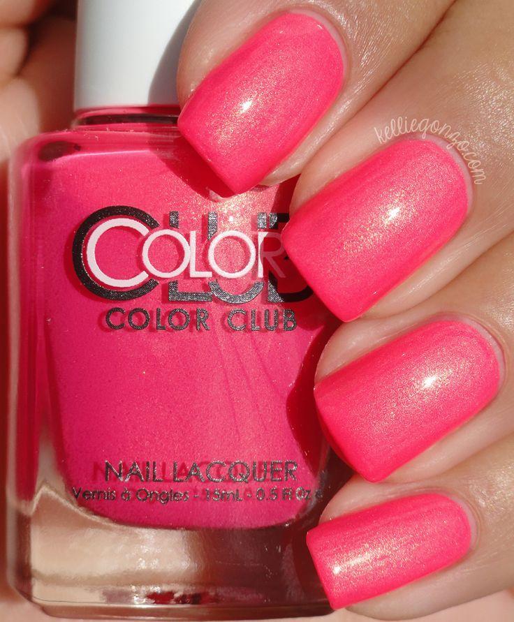 Color Club Peace Love and Polish