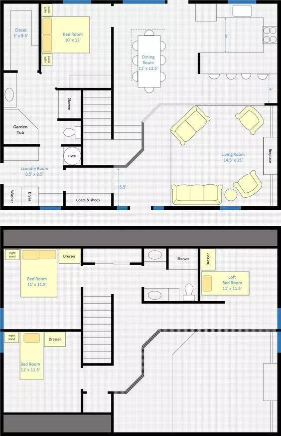 27 Barndominium Floor Plans Ideas To Suit Your Budget Gallery Sepedaku Loft Floor Plans Shop House Plans Barndominium Floor Plans