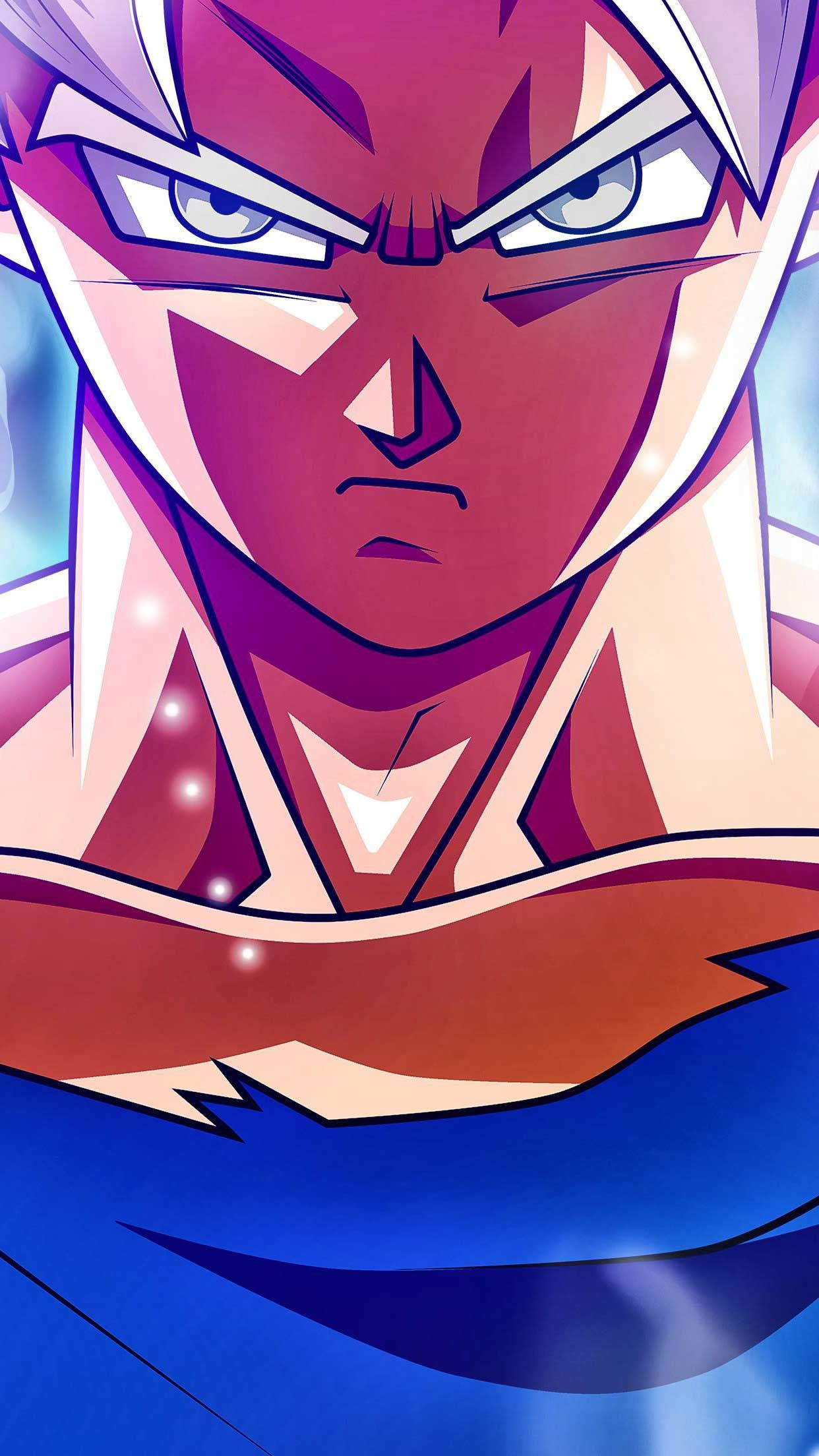 Goku Mastered Ultra Instinct K Ez Iphone Wallpapers Hd Goku Ultra Instinct Wallpaper Goku Wallpaper Iphone Goku Wallpaper