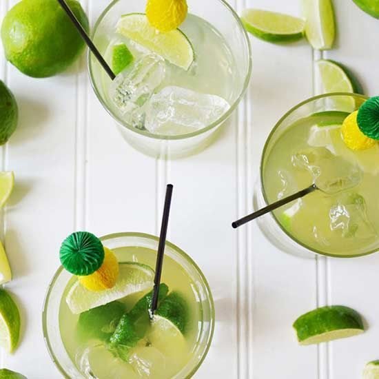 Try this authentic caipirinha cocktail in honor of the 2016 Summer Olympics in Brazil. All you need to make this delicious summer drink recipe is cachaca, lime, white sugar, and ice.