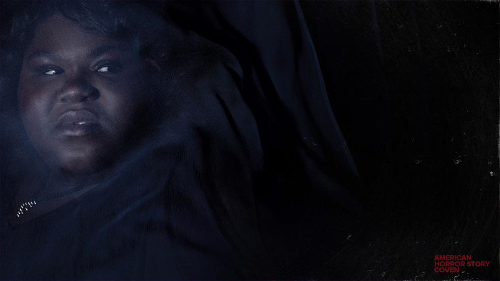 Gabourey Sidibe As Queenie American Horror Story Coven