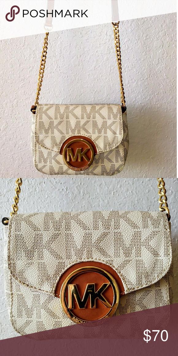310cc6e2236d Michael Kors purse Cross body original Mk collection Michael Kors Bags  Crossbody Bags