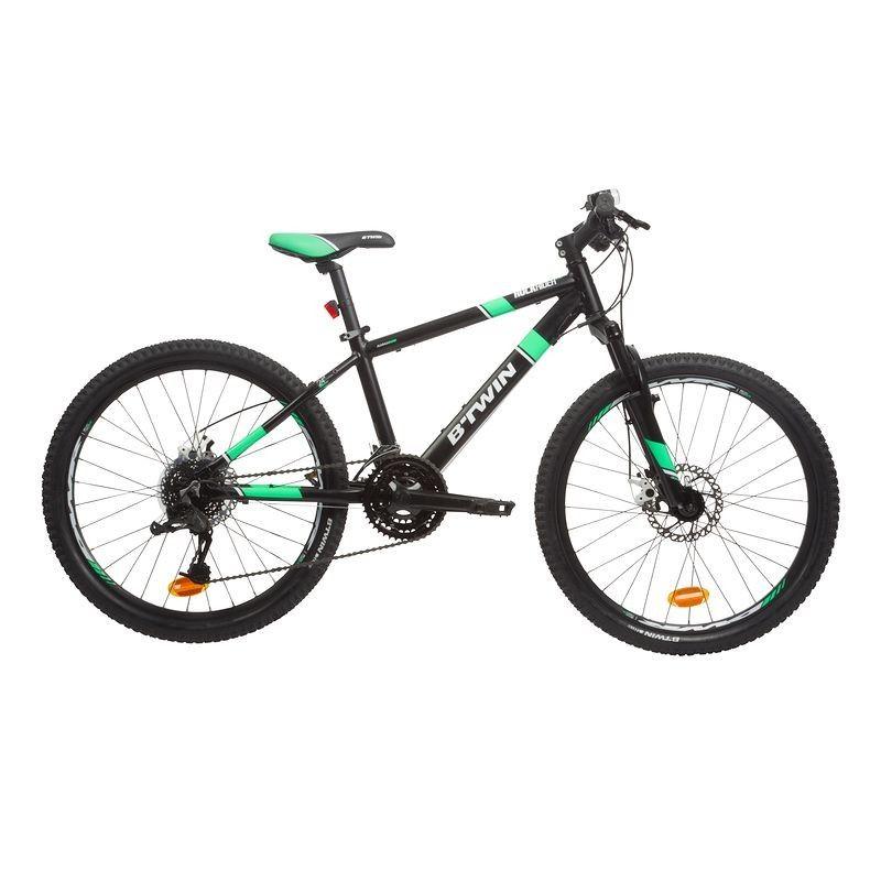Universo De Ciclismo Bicicleta Nino Btwin 24 Rockrider 700