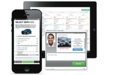 dealer fx online service scheduling chat appointment ledger
