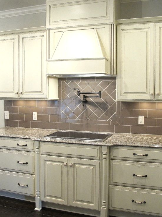 Backsplash For Bianco Antico Granite Gorgeous Inspiration Design