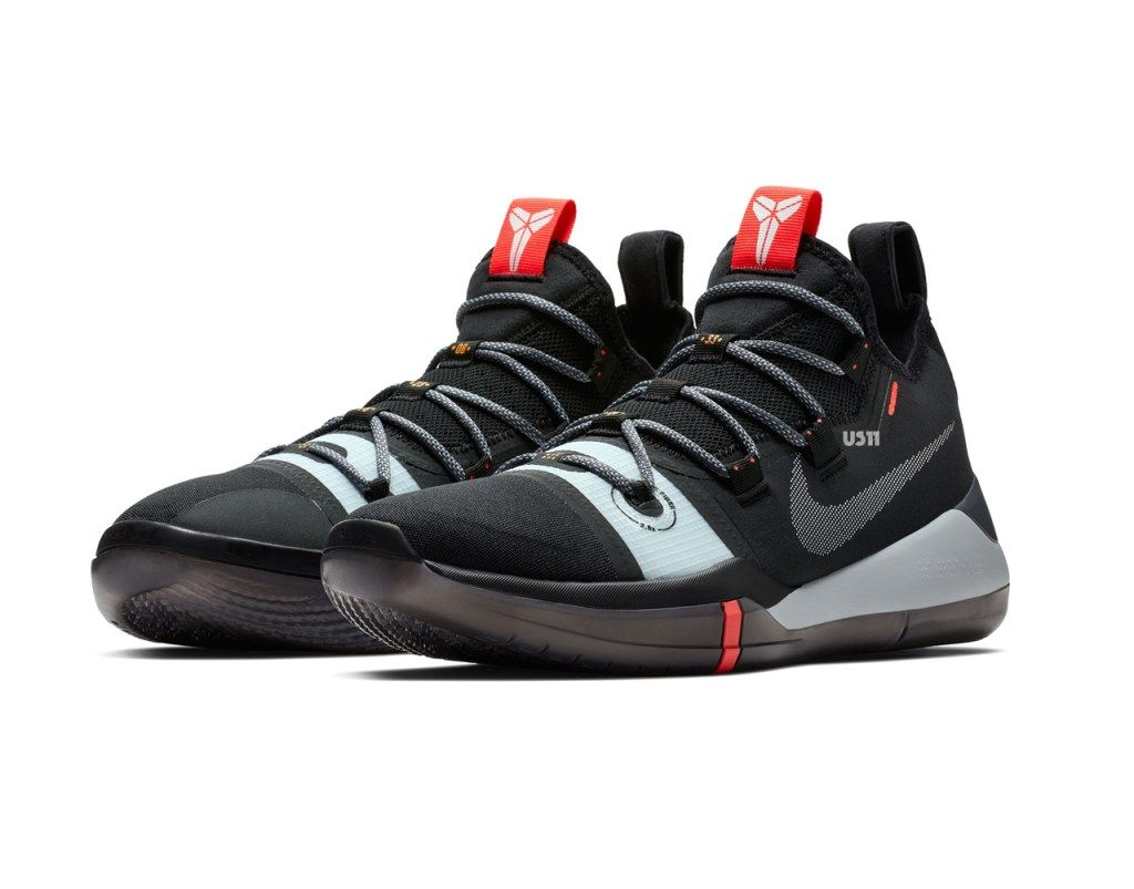 new product f1aaf 73c66 Kobe Bryant s Latest Sneaker, the Nike Kobe AD Exodus, Gets a Black Red  Look - WearTesters