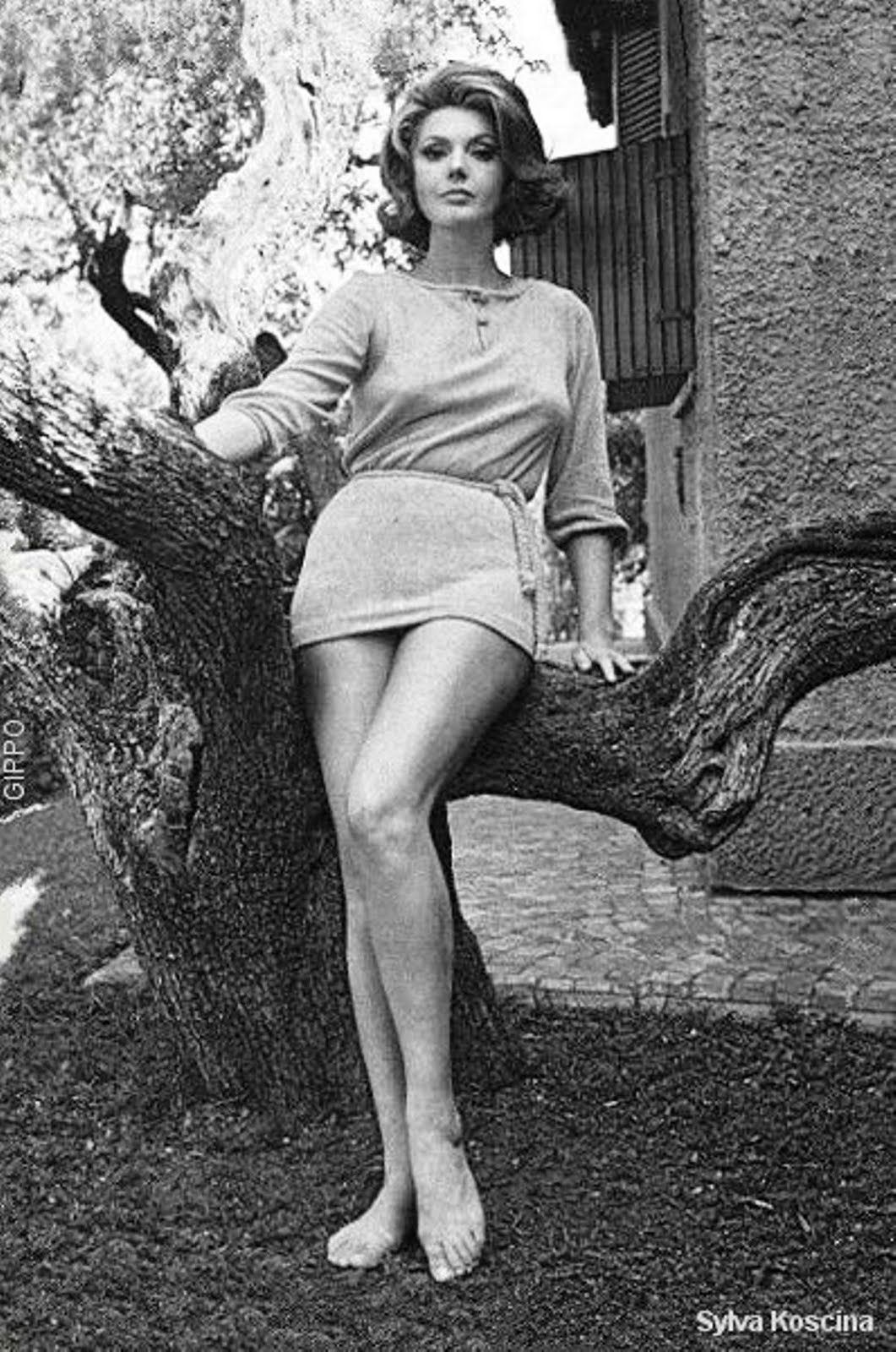 Sylva Koscina (1933?994 (Croatian actress who mainly worked in Italy) nude photos 2019