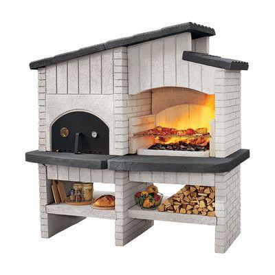 Barbecue In Muratura Con Cappa E Forno New Zealand Nel 2019 Fuori