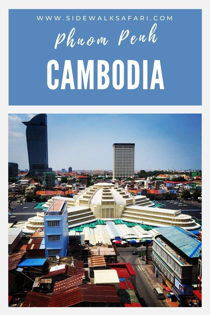 Travel Cambodia and learn about things to do in Phnom Penh. Find out if Phnom Penh is worthing visiting. #PhnomPenh #Cambodia