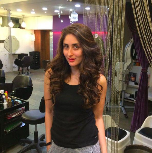 Kareena Kapoor Khans Hairstyle In Her Newest Film Ki And Ka - Hair colour kareena kapoor