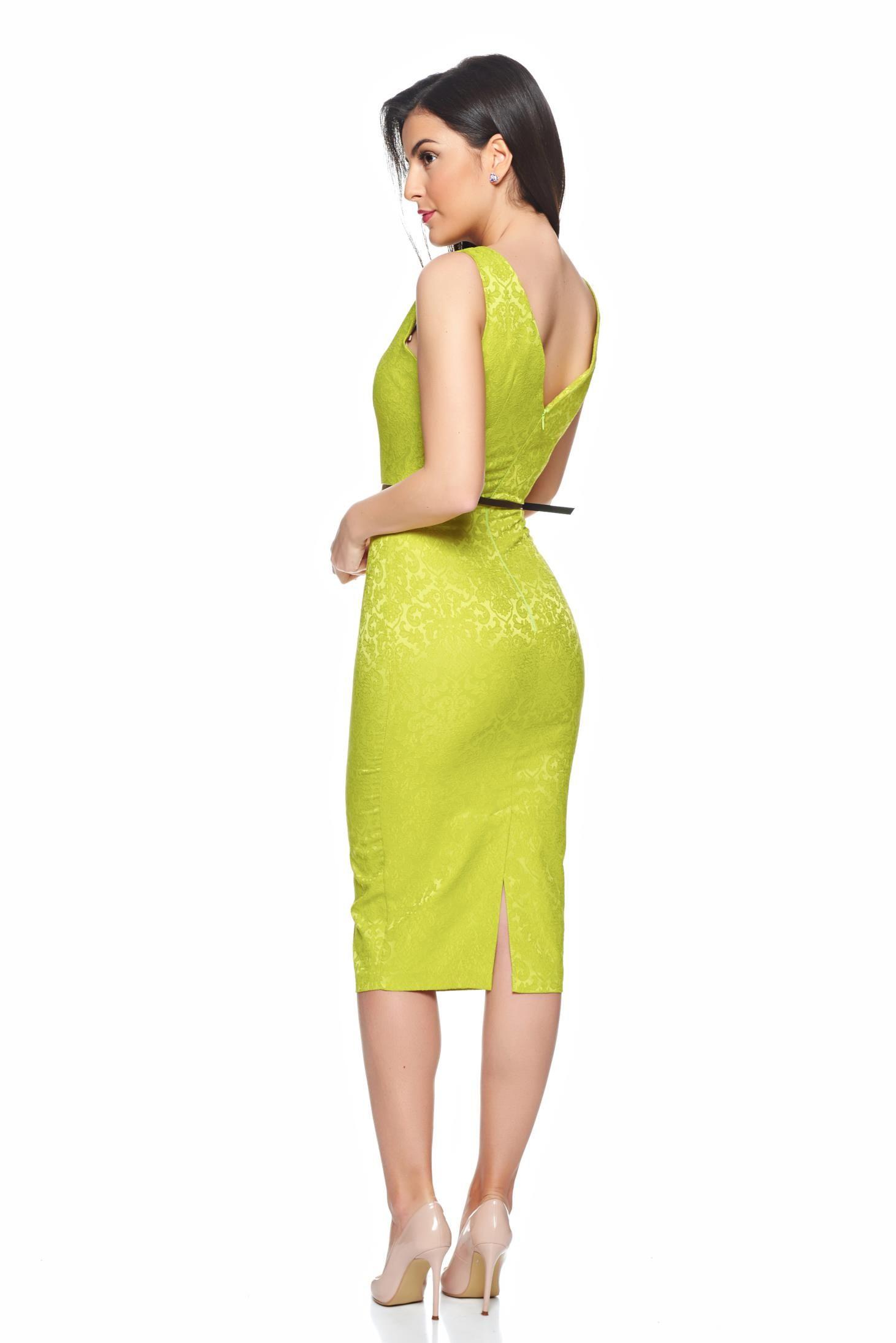 Starshiners Prettygirl Determination Lightgreen Dress S025806 3 In 2020 Dresses Bodycon Dress Fashion