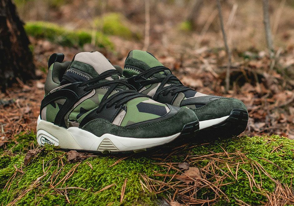 """af6dc04ceb66 This time everybody s favorite Scandinavian sneaker shop teams up with PUMA  for the """"Swedish ..."""