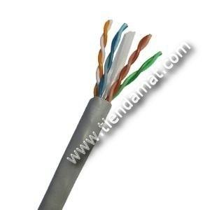Cable Utp Categoria 5e Lszh R M Cable De Cobre Conductores Electricos Cable