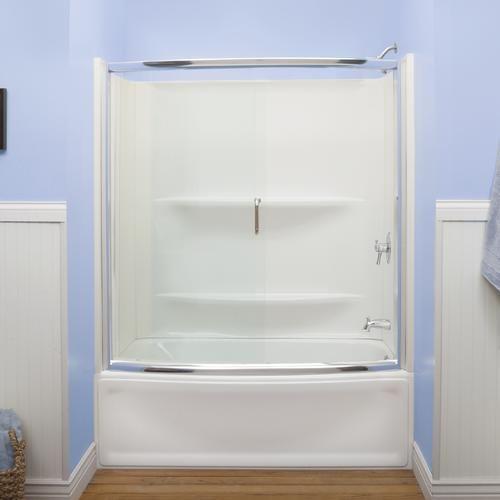 Lyons Trade Contour 60 W X 58 H Bathtub Door Bathtub Doors Tub Shower Doors Bathtub Shower Doors