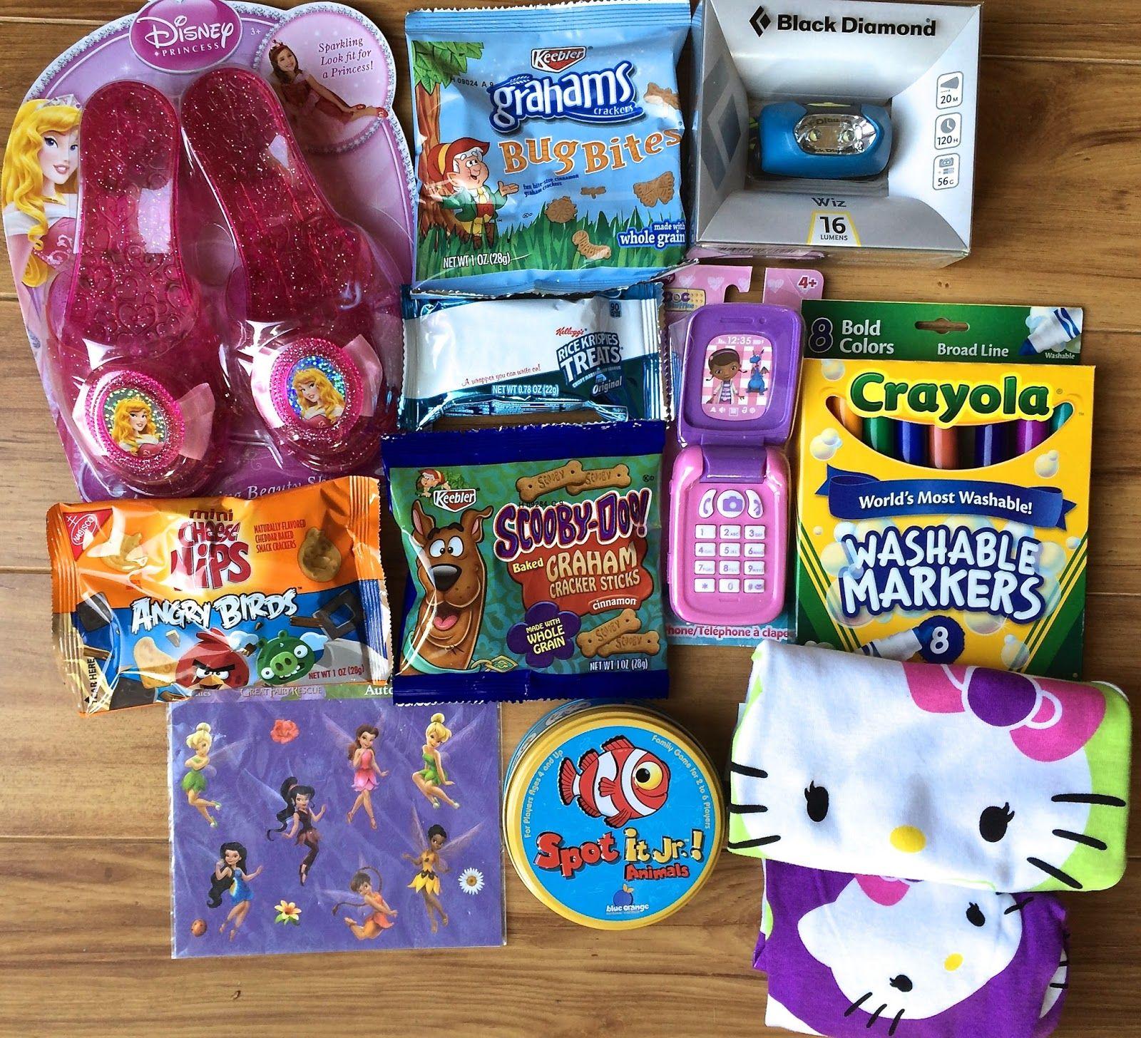 Non Candy Easter Basket Ideas Toddler Girl Easter