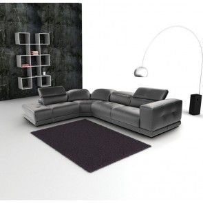 Bilbao Italian Leather Modern Sectional Sofa Mobilya