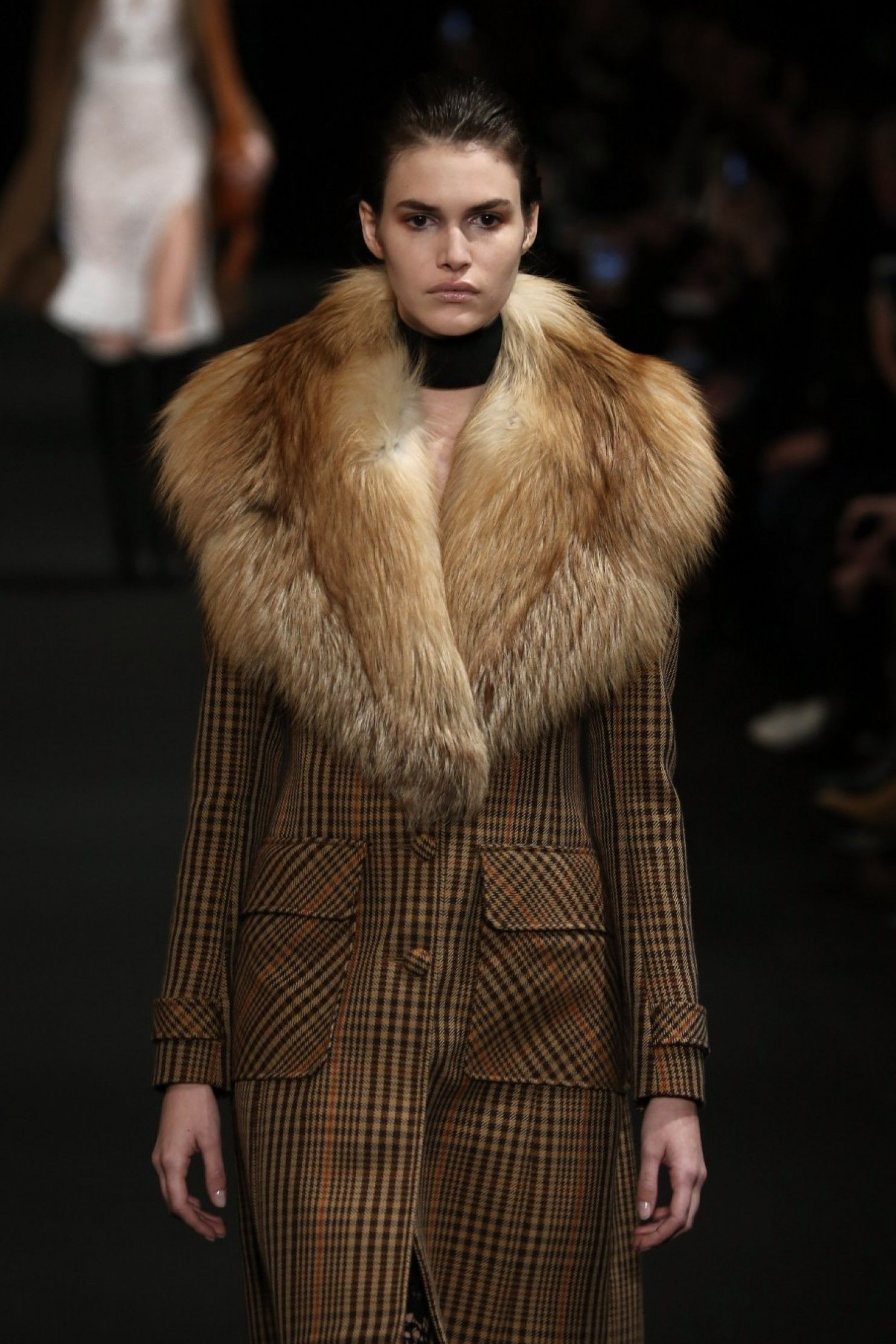 NYFW: The meaning of dirty hair on the fashion runway - The Washington Post