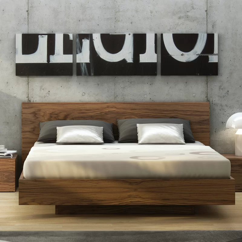 Float Platform Bed With Mattress Support in 2020