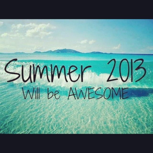 Summer 2013 baby <3