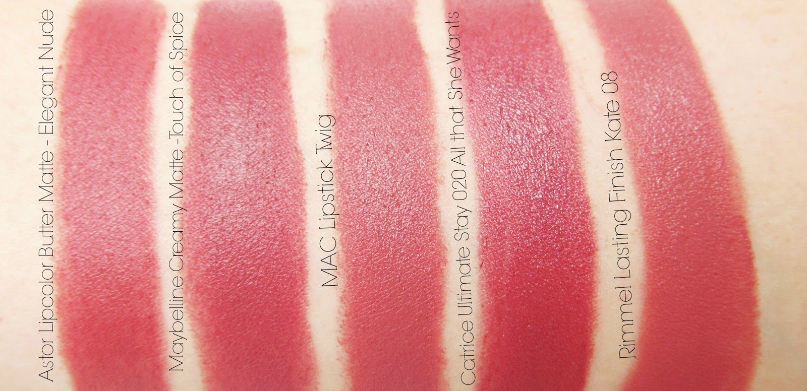 Pillow Talk Lip Liner Dupe