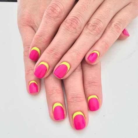 pin on spring  summer nail designs