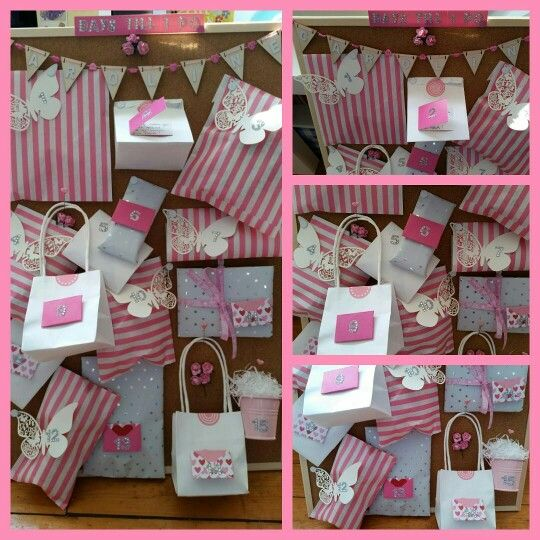 """Wedding advent calendar! """"Days till I do"""". So proud of this, cannot wait to see the bride to be's face!"""