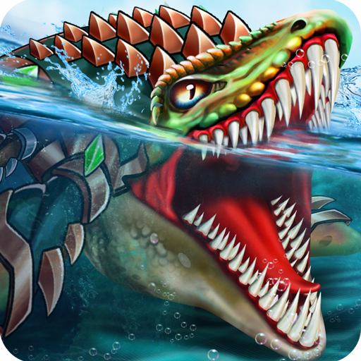 Sea Monster City v11.33 (Mod Apk) in 2020 Sea monsters