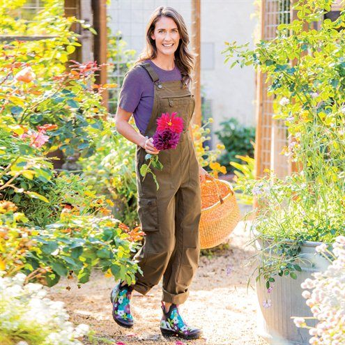 Duluth Trading Company Heirloom Gardening Overalls