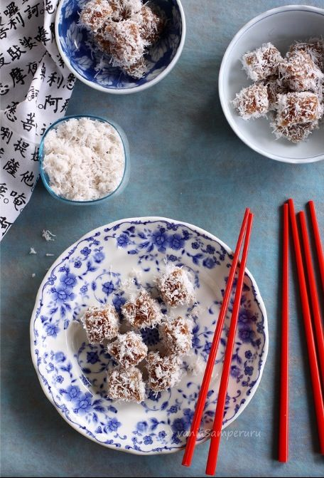 Steamed nian gao with shredded coconut v samperuru v recipes steamed nian gao with shredded coconut v samperuru v recipes forumfinder Gallery