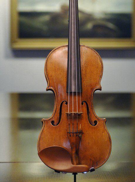 Image result for Violín Stradivarius 'The Hammer'