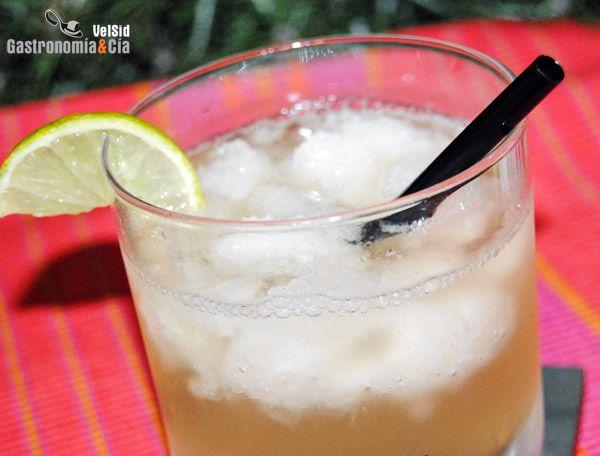 granizado limon con alcohol